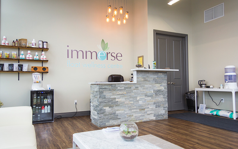 Immerse Spa Appliances